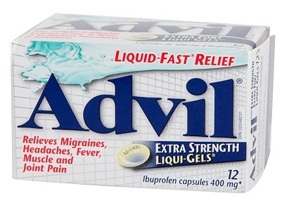 Advil Capsule For Fever In Adults