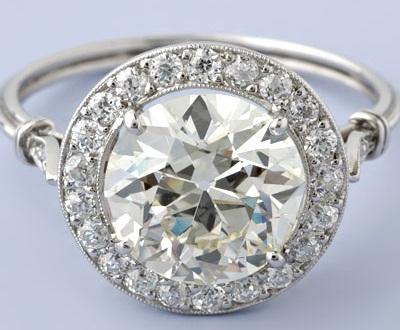 Antique Art Deco Ring