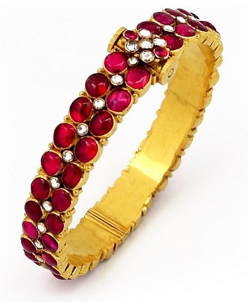 Antique Single Bangle Design