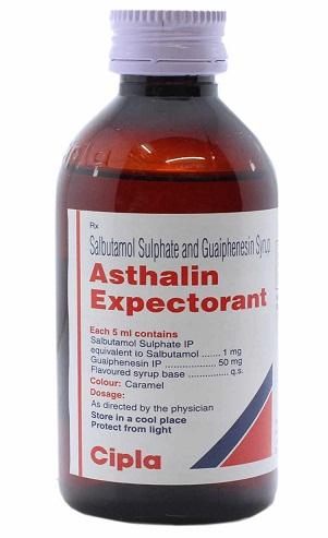 Asthalin Expectorant