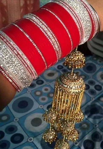 Bangles with Beads