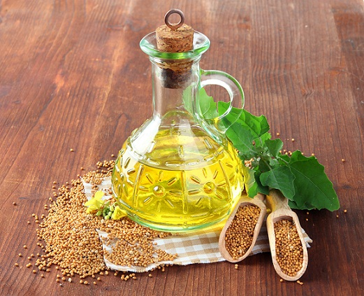mustard oil for cholesterol