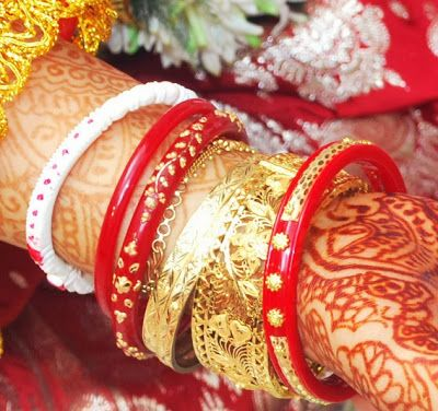 Bengali Bridal Bangle Sets