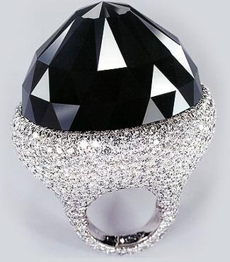 Big Diamond Engagement Ring