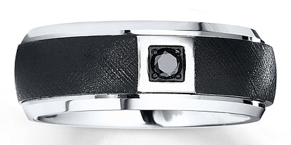 Black Diamond Bands for Men