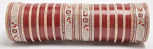 punjabi wedding bangles