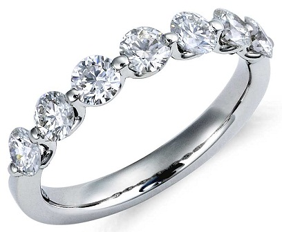 Classic Platinum Engagement Ring
