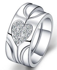Couple Pair Rings for Love