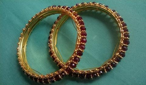 Crystal Handmade Bangles