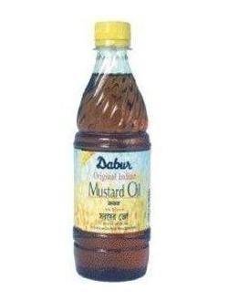 Dabur Mustard Oil Brand