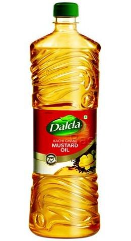 Dalda Mustard Oil Brand