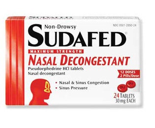 Decongestants-for Kids and Adults