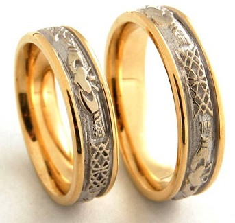 Designed Wedding Bands