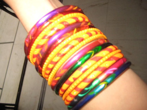 Designer Colourful Bangles