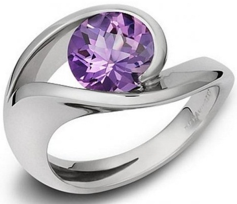Designer Diamond Wedding Rin