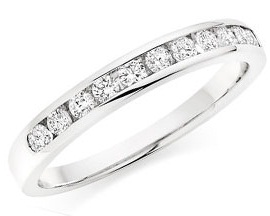 Diamond Engagement Ring Bands