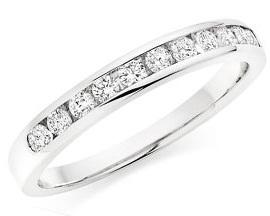 Diamond Engagement Ring Bands