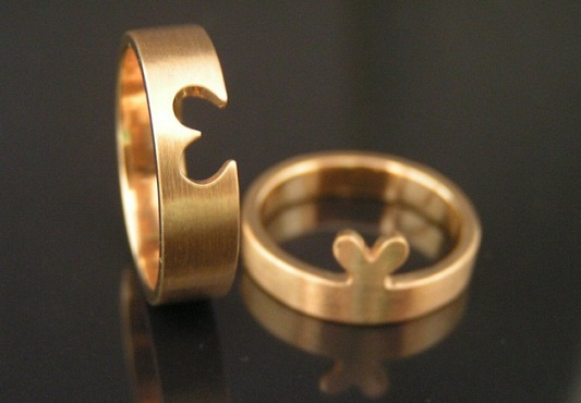 Different Types of Rings for Couples in Relationship