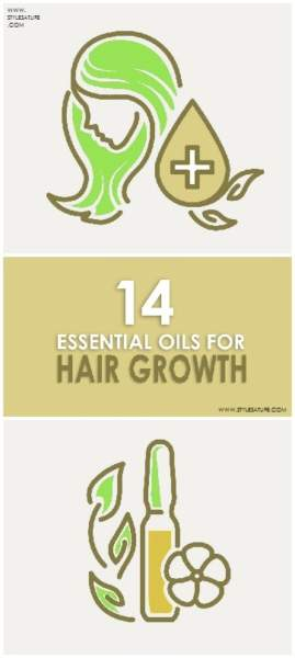 Essential Oils For Hair Growth