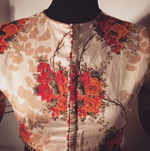 Esteemed Printed Blouse