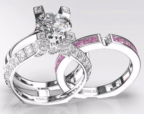 Exclusive Wedding Ring Set