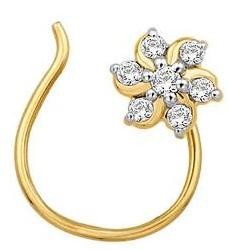 Flower Nose Ring