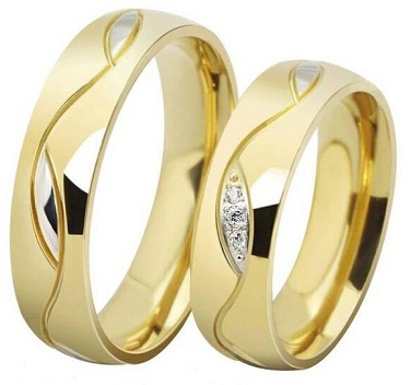 9 Amazing Pair Rings for Couples in Gold and Silver