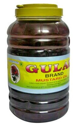 Gulab Brand Mustard Oil Brand