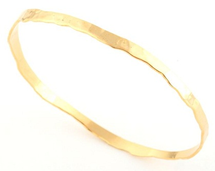 Handcrafted 1gm Gold Bangles
