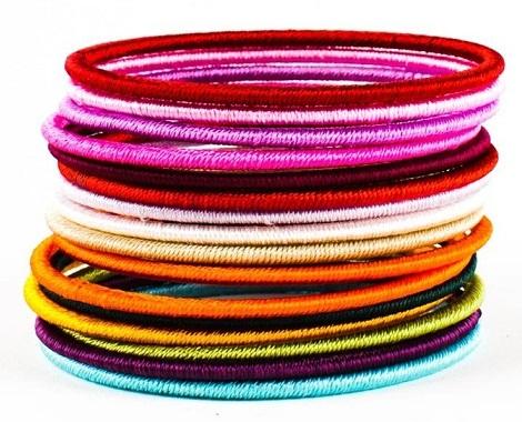 handmade bangles