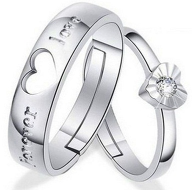 pair rings for couples
