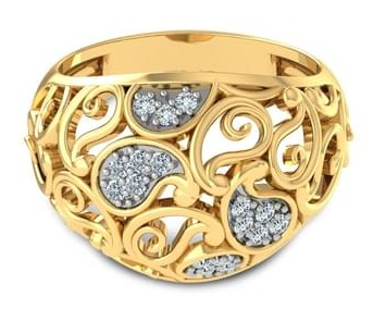 Indian Designed Wedding Ring