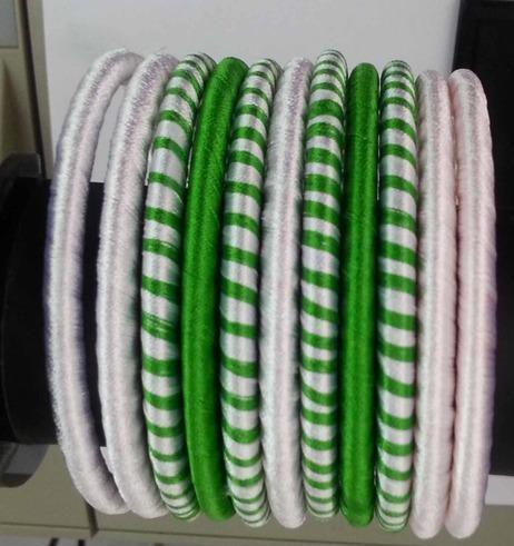 Indian Silk Thread Bangles