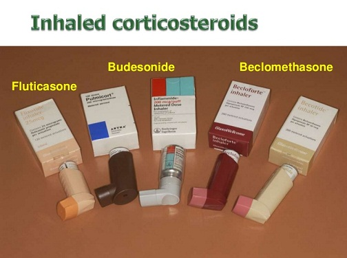 Inhaled Corticosteriod