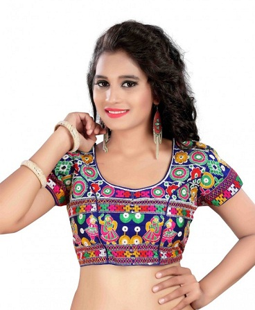 Latest Printed Blouse
