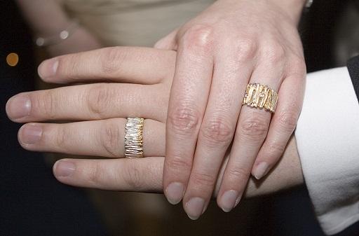 Lovely Designer Couples Engagement Rings