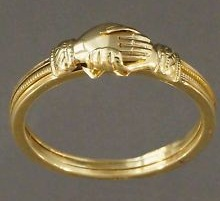 Made Forever Ring In Gold