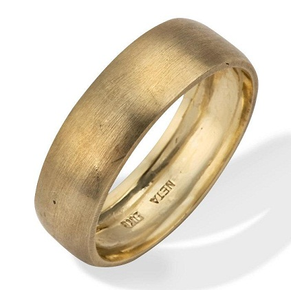 Matt Finis- Gold Engagement Rings