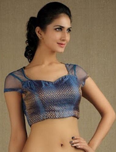 short blouse designs