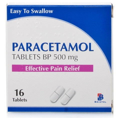 Paracetamol For Common Headaches