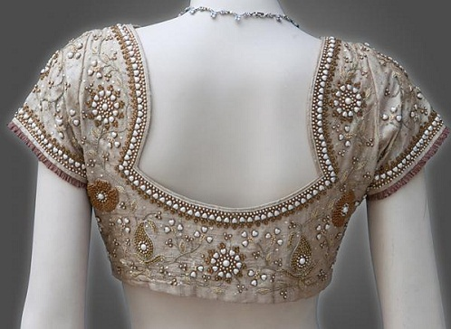 Top 20 Trending Collection Of Fancy Blouse Designs In 2019