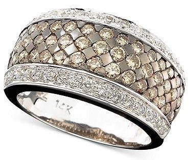 Prince Platinum Diamond Ring