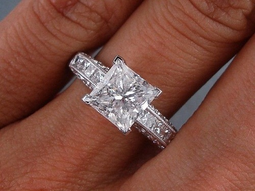 9 best grade 2 ct diamond ring designs in india