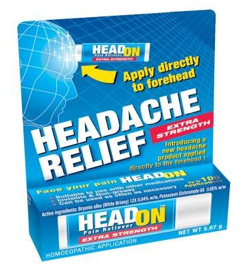 Roll-on Oils To Treat Headaches