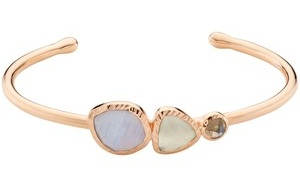 Rose Gold Plated Bangle Design