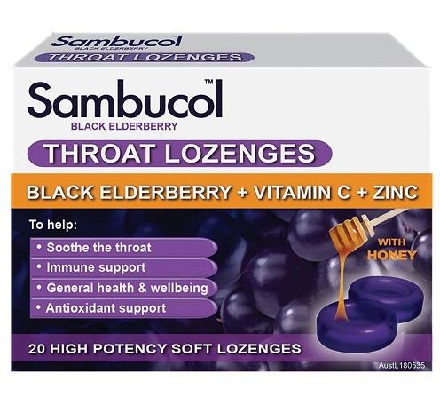 Sambucol-Lozenges
