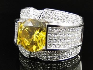 Semi Mount Princess Cut Diamond Ring
