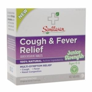 Similasan Medicine For Cough And Fever Of Childs