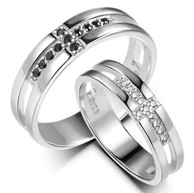 Spiritual Wedding Pair Ring