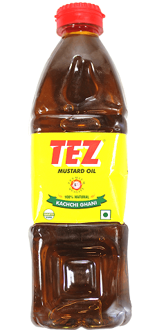 Mustard Oil Brands